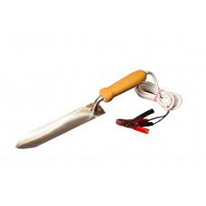 Нож электрический 250мм, черная сталь