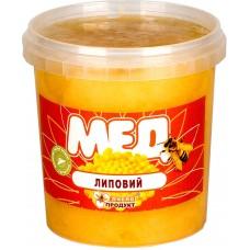 Мед Липовый,  1 кг