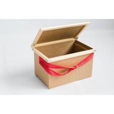 Ящик для переноса 6-ти рамок с 1-й регулируемой ременной ручкой