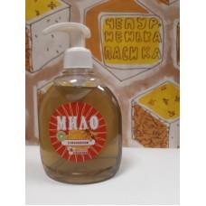 Мыло жидкое с прополисом