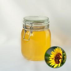 Мед Подсолнечниковый  1 кг