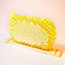 Мед в сотах 1 кг