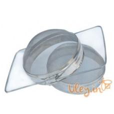 Фильтр для меда - 200 мм, нержавейка